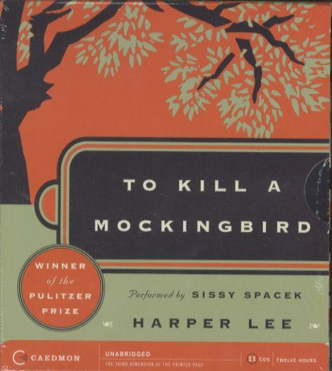 To kill a mockingbird - unabridged 11 cds