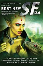 Vente EBooks : The Mammoth Book of Best New SF 24  - Gardner Dozois