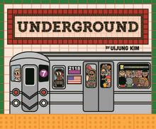 Underground subways around the world