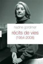 Vente Livre Numérique : Récits de vies (1954-2008)  - Nadine Gordimer