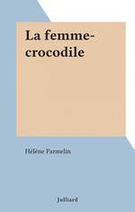 La femme-crocodile