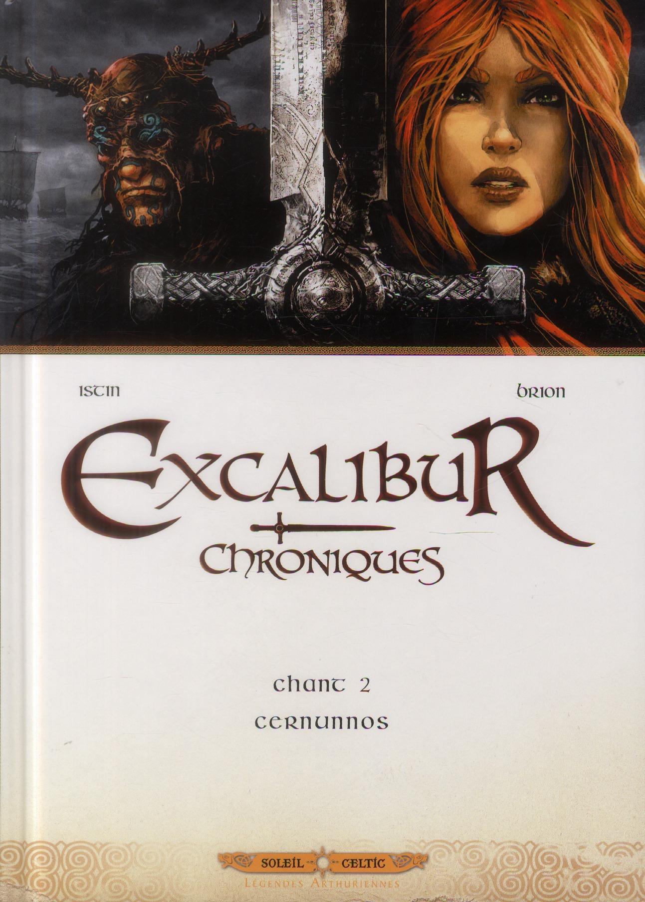 Excalibur ; chroniques t.2 ; Cernunnos