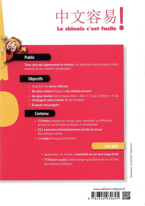 Le Chinois Malin Guide Pratique Lauro Capdevila Yenli Kohler Gylda Mudry Ellipses Grand Format Librairie Des Sciences Politiques Paris