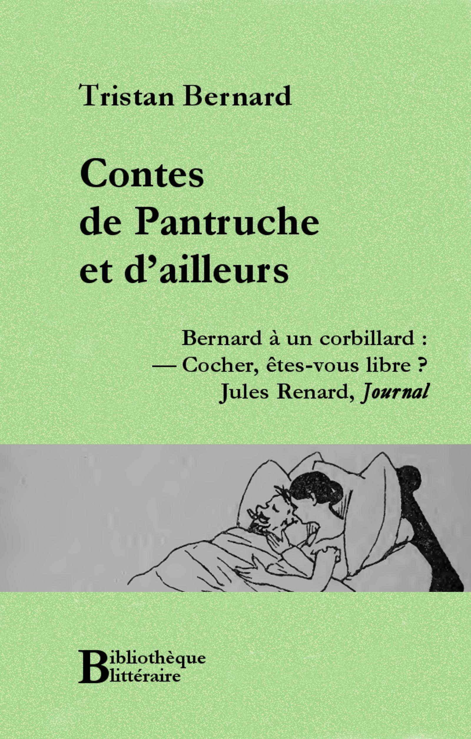 Contes de Pantruche et d´ailleurs