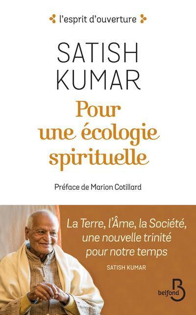 Pour une écologie spirituelle