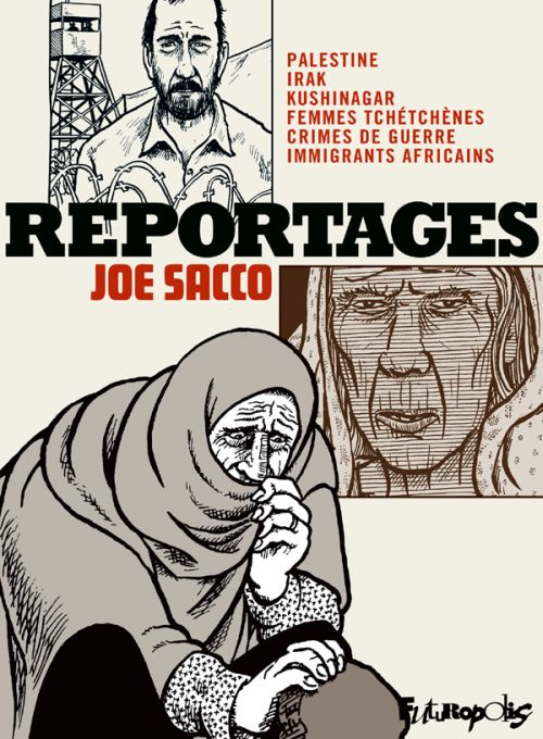 REPORTAGES SACCO, JOE
