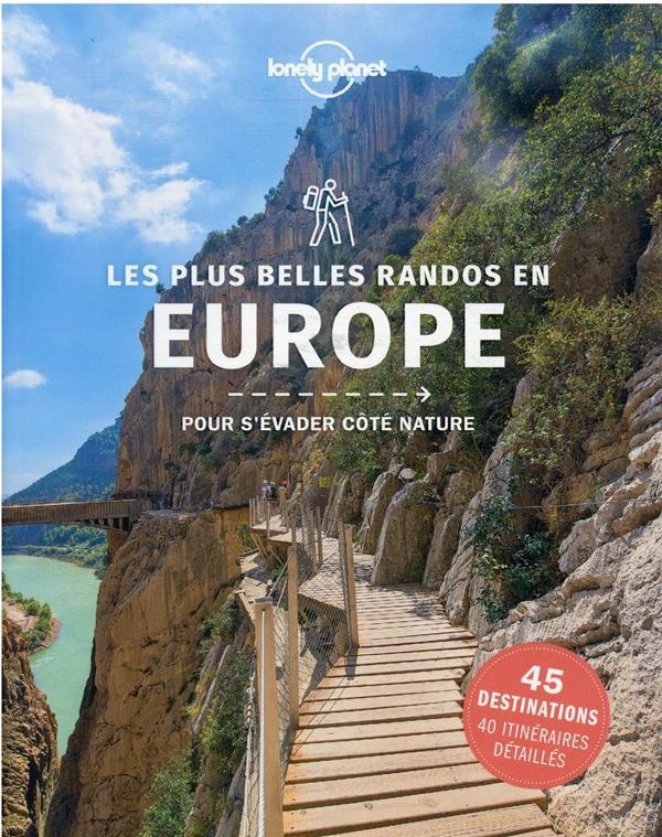 Les plus belles randos en Europe (édition 2021)