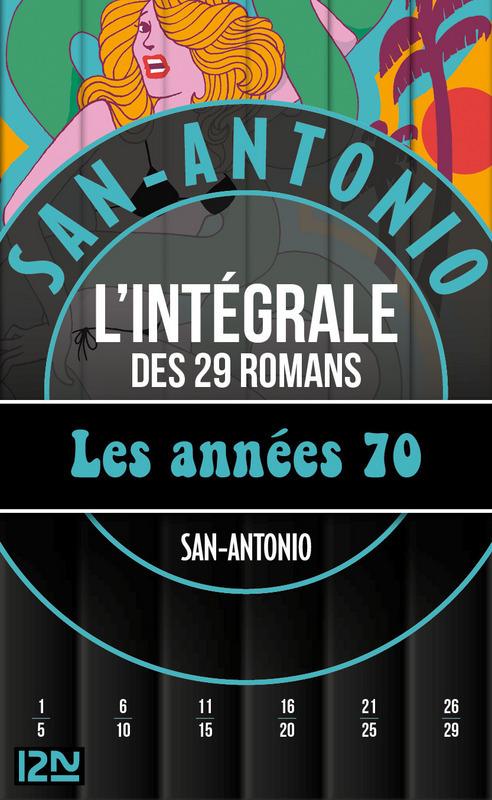 San-Antonio Les années 1970