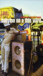 Couverture de Babylon On A Thin Wire
