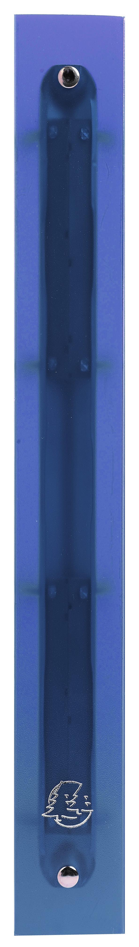 Classeur 4 anneaux 30mm polypropylène chromaline 7/10e Krea Cover - A4 maxi