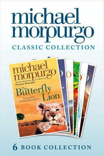 The Classic Morpurgo Collection (six novels): Kaspar; Born to Run; The