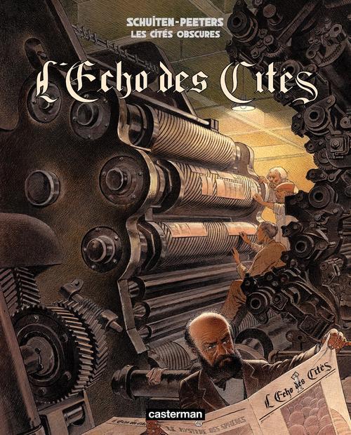 Les cités obscures Hors-Série t.6 ; l'écho des cités