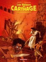 Couverture de Les Voleurs De Carthage - Tome 2 - La Nuit De Baal-Moloch