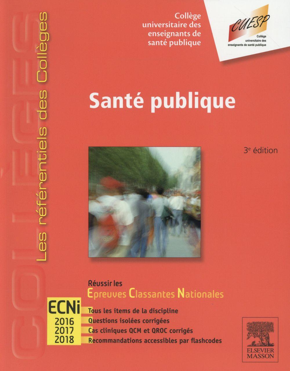 Santé publique (2e édition)