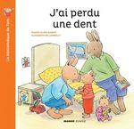 Vente Livre Numérique : J'ai perdu une dent  - Elisabeth De Lambilly