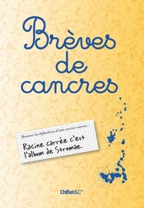 Breves de cancres