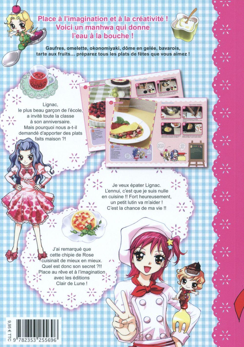 La princesse de la cuisine t.1 ; plats de fêtes