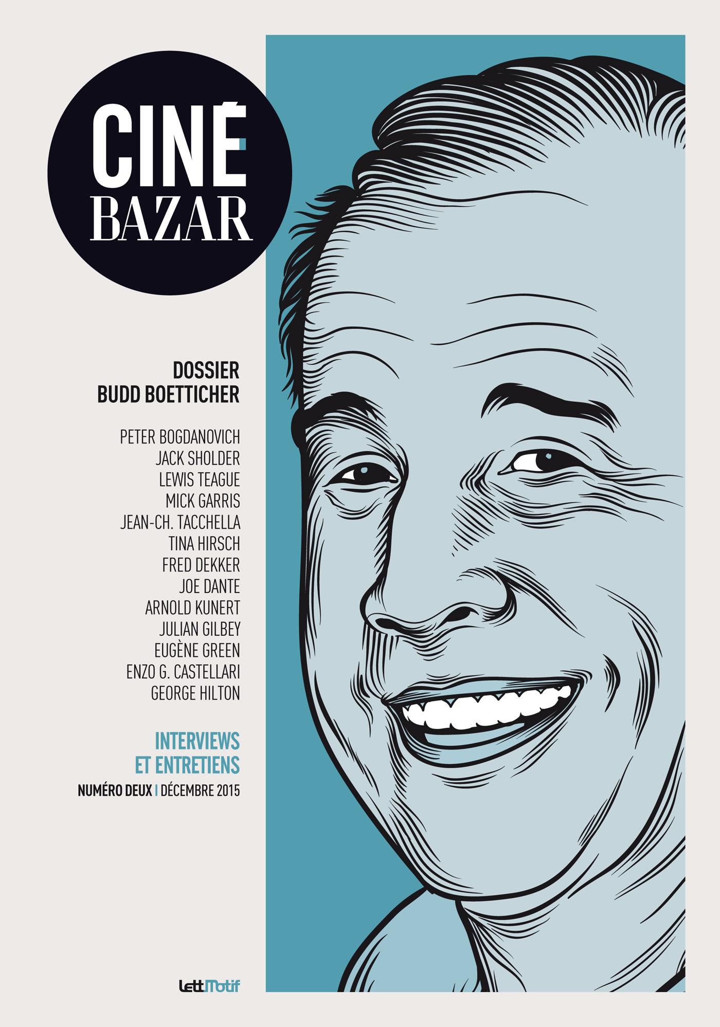 Revue ciné-bazar t.2