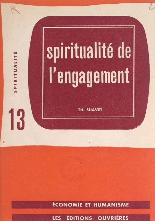 Spiritualité de l'engagement