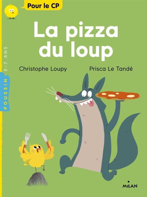 Vente EBooks : La pizza du loup  - Christophe Loupy