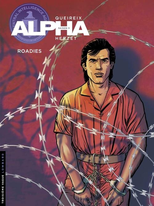 Alpha T.15 ; roadies