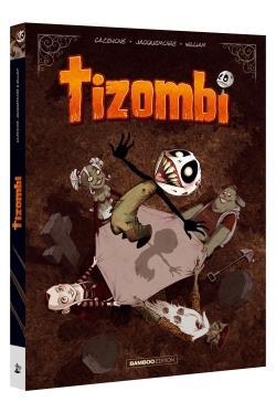 Tizombi ; COFFRET T.1 ET T.2