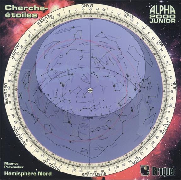 Cherche-etoiles - alpha 2000 junior
