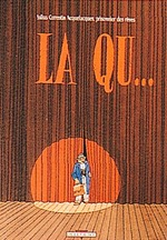 Couverture de Julius Corentin Acquefacques T02 - La Qu