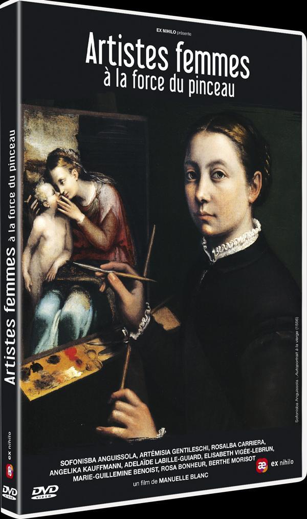 Artistes femmes : A la force du pinceau
