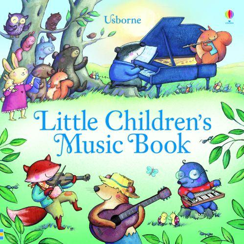 LITTLE CHILDREN''S MUSIC BOOK