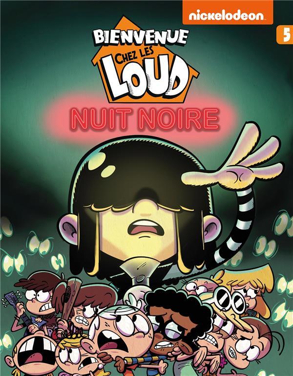 Bienvenue Chez Les Loud T 5 Collectif Hachette Comics Grand Format Espace Culturel Leclerc St Leu