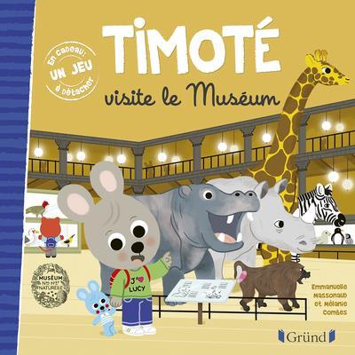 Timoté visite le museum