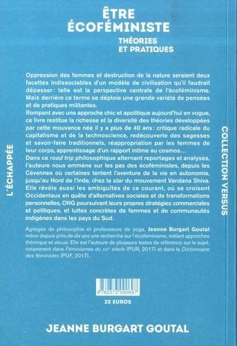 être écoféministe ; théories et pratiques