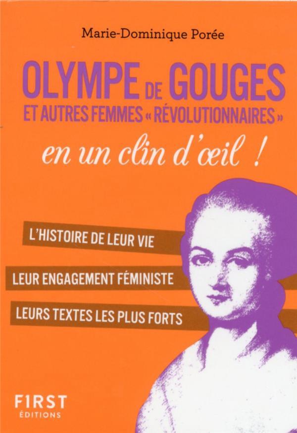 Olympe de Gouges et les femmes de la Révolution en un clin d'oeil