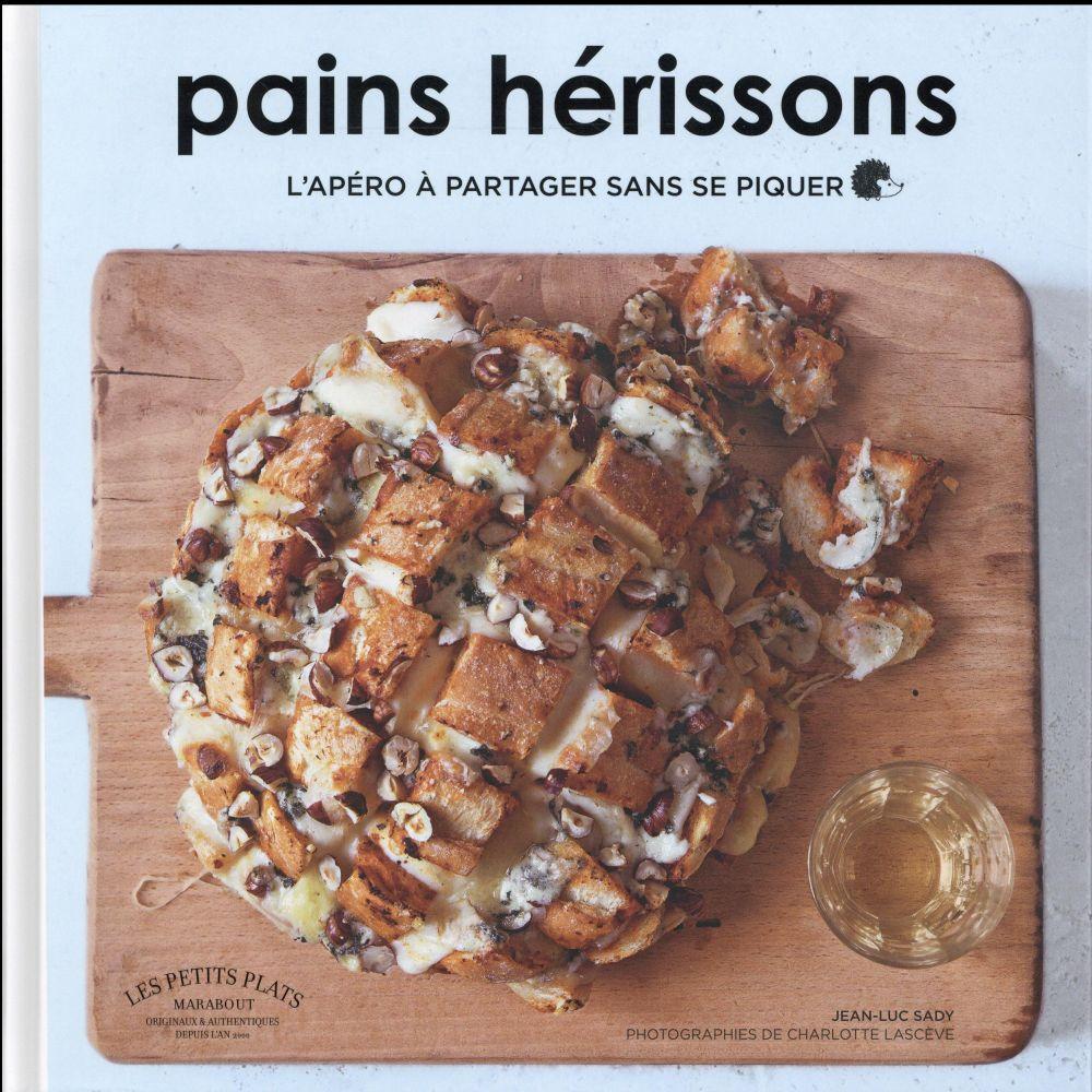 Pains hérissons et monkey bread