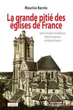 Vente Livre Numérique : La grande pitié des églises de France  - Maurice BARRES