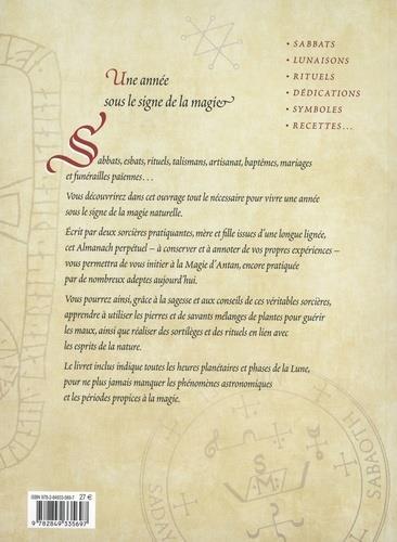 Almanach des sorcières (édition 2021)