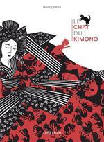 Couverture de Le Chat Du Kimono