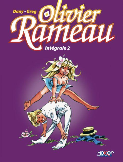 Olivier Rameau ; INTEGRALE VOL.2 ; T.4 A T.6