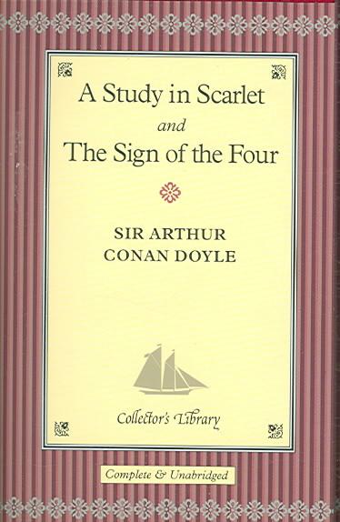A Study In Scarlet And The Sign Of The Four