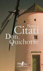 Vente Livre Numérique : Don Quichotte  - Pietro Citati