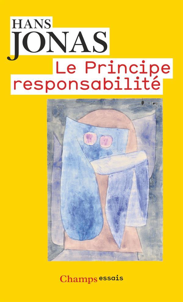 Le principe responsabilité