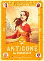 Vente EBooks : Antigone la courageuse  - Françoise Rachmuhl
