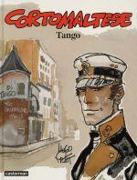 Couverture de Corto Maltese - T10 - Tango