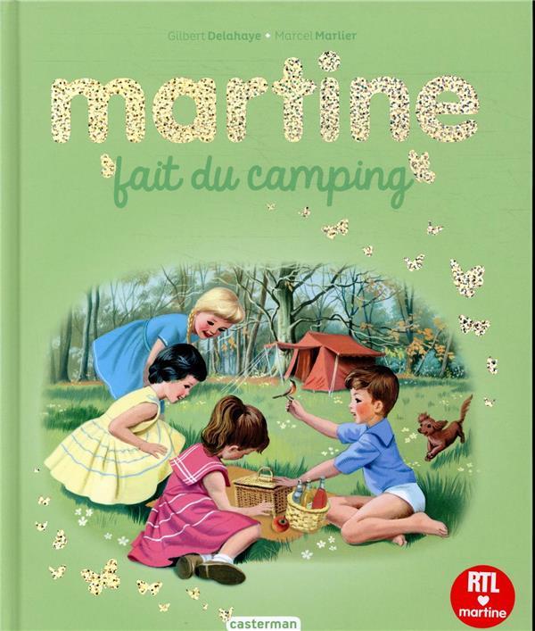 Martine fait du camping - edition speciale 2020