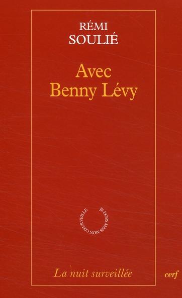 Avec Benny Levy