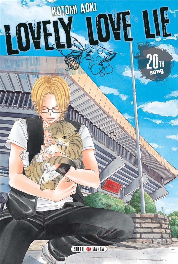 Lovely love lie T.20