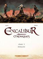 Vente Livre Numérique : Excalibur Chroniques T05  - Jean-Luc Istin