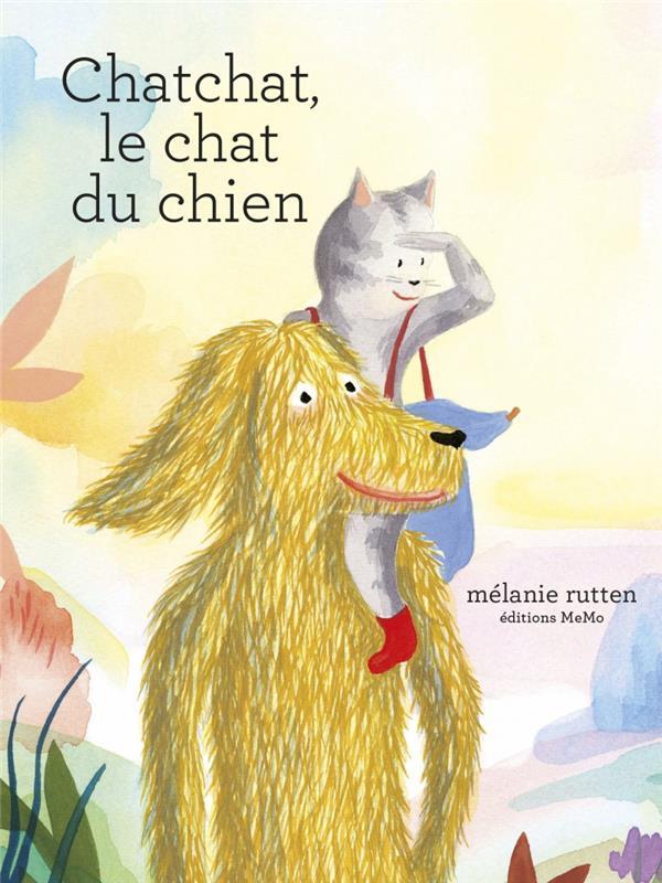 Chatchat, le chat du chien