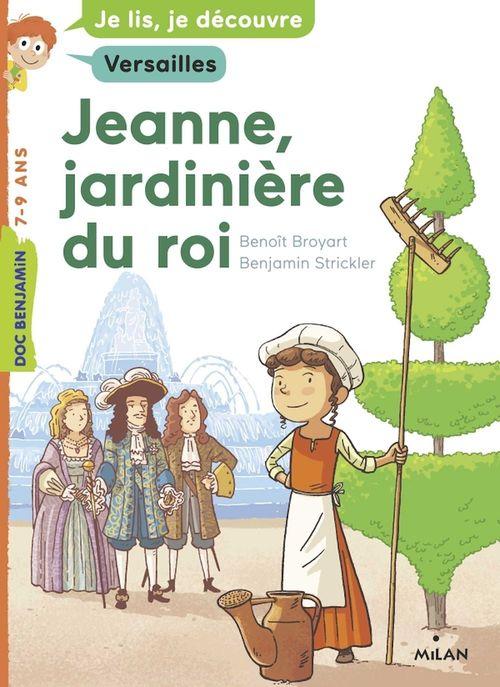 Jeanne, jardinière du roi